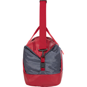 The North Face Apex Kuntosali Duffelilaukku M, turbulence grey/rumba red